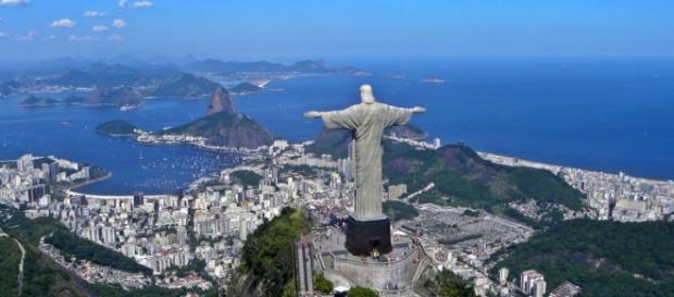 Cristo Redentor, Río de Janeiro - Brasil