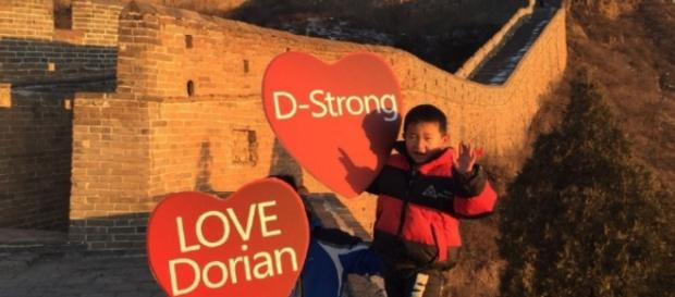 Diventare famoso in Cina: D-Strong