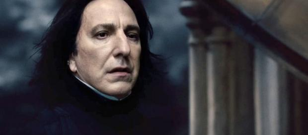 È morto Severus Piton di Harry Potter.