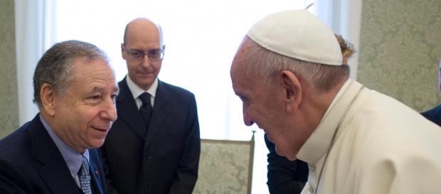 El Papa y su apoyo a la campaña de Seguridad Vial