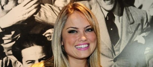 Ellen Rocche viveu Ludmila em 'Geração Brasil'