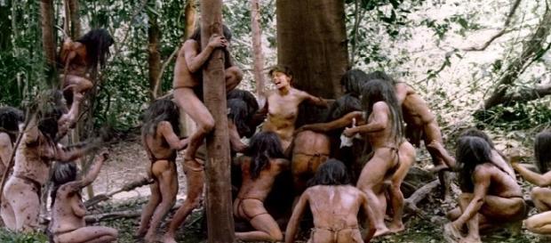 En Papúa Nueva Guinea aún hay tribus caníbales