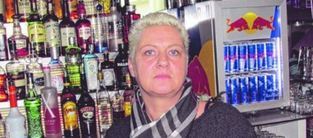 Karin Siebrecht-Janisch - właścicielka baru