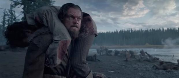 Leo DiCaprio ganhou o Globo de Ouro pelo filme