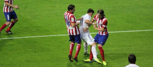 Real Madrid e Atletico de Madrid