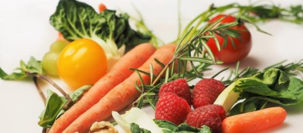 Warzywa i owoce - źródło: pixabay.com