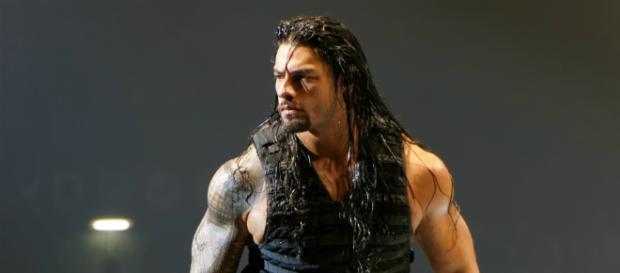 WWE's Roman Reigns [via flickr.com/miguel_discart]