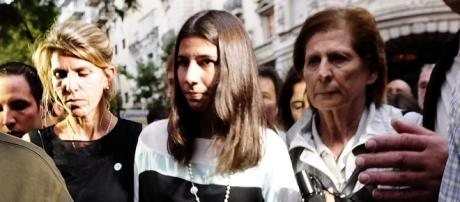 Iara Nisman, la hija mayor del fiscal fallecido