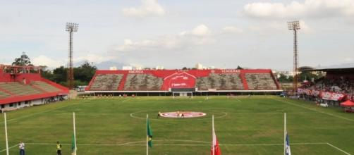 Estádio Giulite Coutinho: nova casa do Flamengo