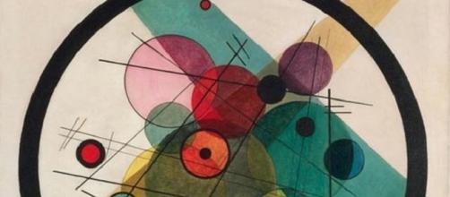 Exposición de Kandinsky en Madrid.