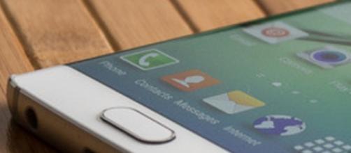Lo smartphone di casa Samsung.