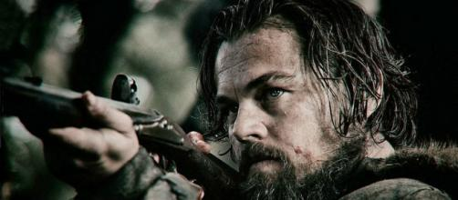 Leo DiCaprio no papel do explorador Hugh Glass.