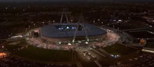 Lo Juventus Stadium, la casa dei bianconeri