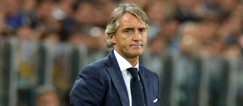 Roberto Mancini, tecnico nerazzurro