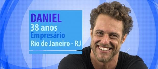 Daniel Manzieri já namorou várias famosas