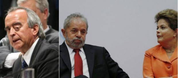 Delator muda versão e poupa Dilma e Lula