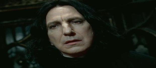 El universo Harry Potter se despide de Snape