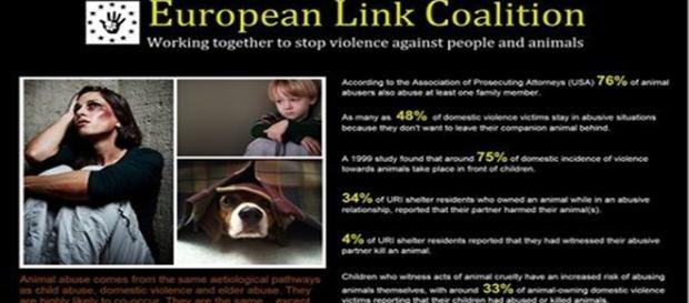 European Link Coalition. Working against violence.