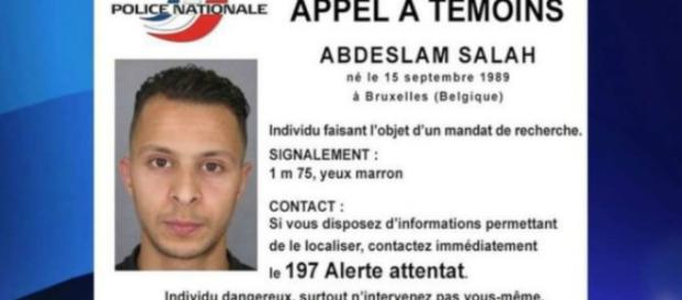 Identikit francese del ricercato Abdeslam