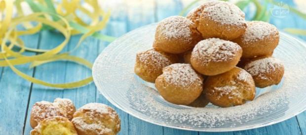 La ricetta delle soffici frittelle dolci