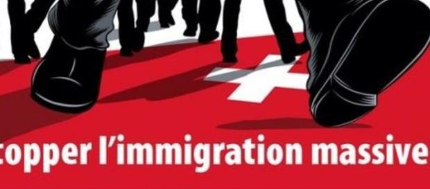 La Svizzera vuole bloccare l'immigrazione di massa