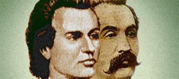 Mihai Eminescu-poetul național
