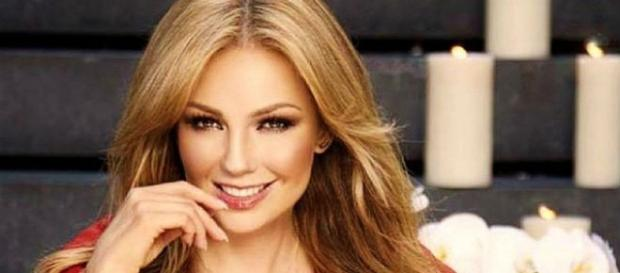 Thalia revela ter 50 orgasmos por noite
