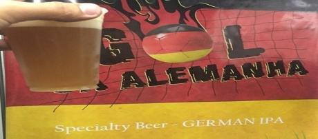 'Gol da Alemanha' é produzida em Minas