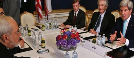Ministro de relaciones Exteriores y USA