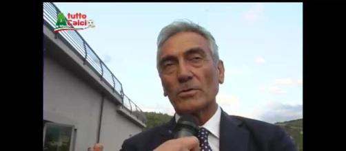Gabriele Gravina, presidente di Lega Pro