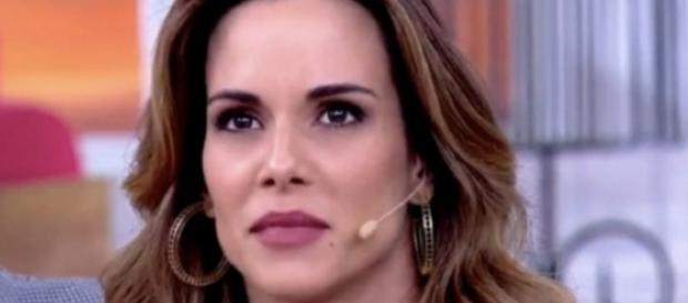 Ana Furtado - Foto/Reprodução: TV Globo