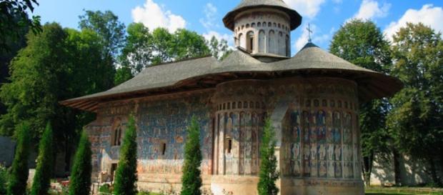 """Mănăstirea Voroneț - """"Capela Sixtină a Estului"""""""