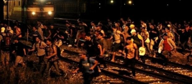 Un grup de 60 de imigranți a pătruns în România