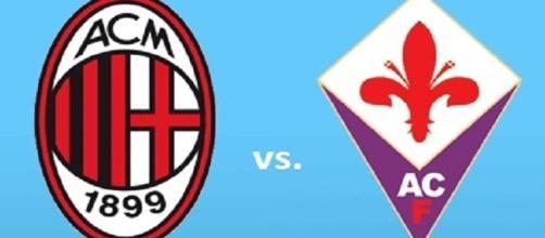 Diretta live di Milan-Fiorentina, 17 gennaio 2016.