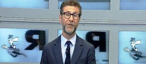 """Fabio Fazio, il conduttore del """"Rischiatutto."""