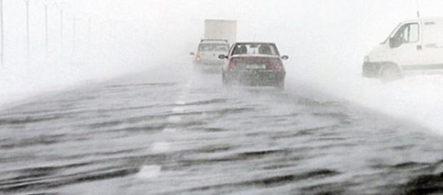 8 drumuri naționale și A2 sunt închise
