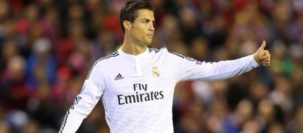 Cristiano Ronaldo pode ter problemas com o pontapé