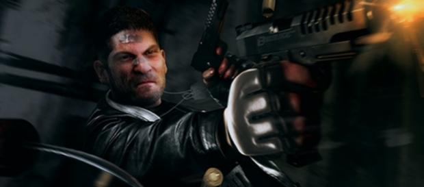 Jon Bernthal es The Punisher en 'Daredevil'