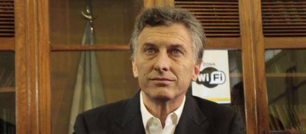 Mauricio Macri, presidente de la Nación