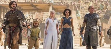 Una imagen de la quinta temporada de 'GoT'