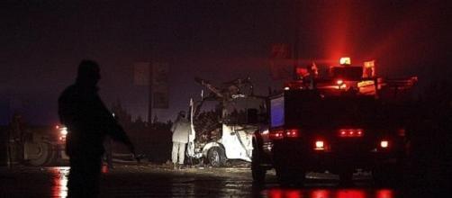 Ataque suicida cercano a la Embajada rusa en Kabul