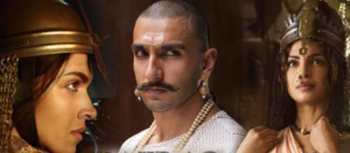 Bajrao Mastani ahead in overseas race