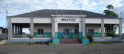Estação Ferroviária de Moatize
