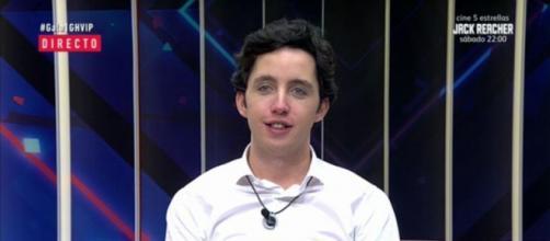 Fran, concursando en GH VIP, de Telecinco