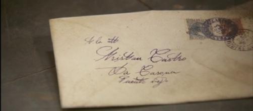 Il Segreto: una lettera a Tristan
