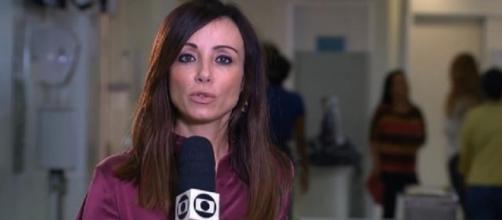 Jornalista da Globo descobre câncer