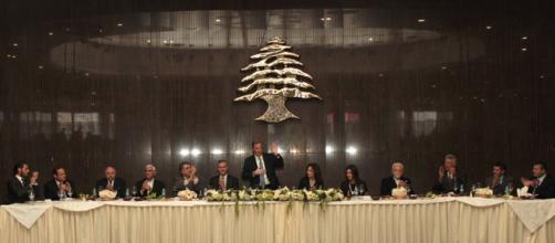 José Antonio Meade Kuribreña en Centro Libanés