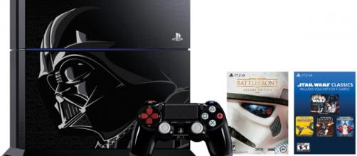 Pack PS4, Battlefront y Star Wars Classics