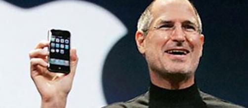 Steve Jobs fondatore di Apple.