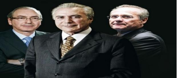 A disputa acirrada pelo comando do PMDB